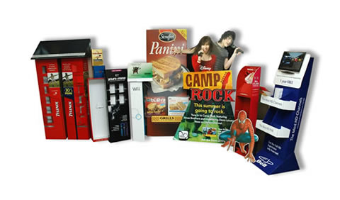 A range of products created by STAX